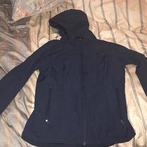 Fleece lined North Face Jacket